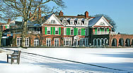 Chewton Glen in Snow